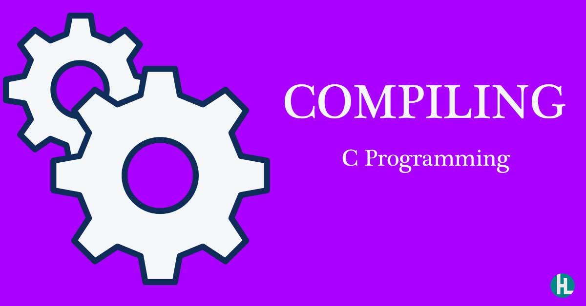 Compiling C programs