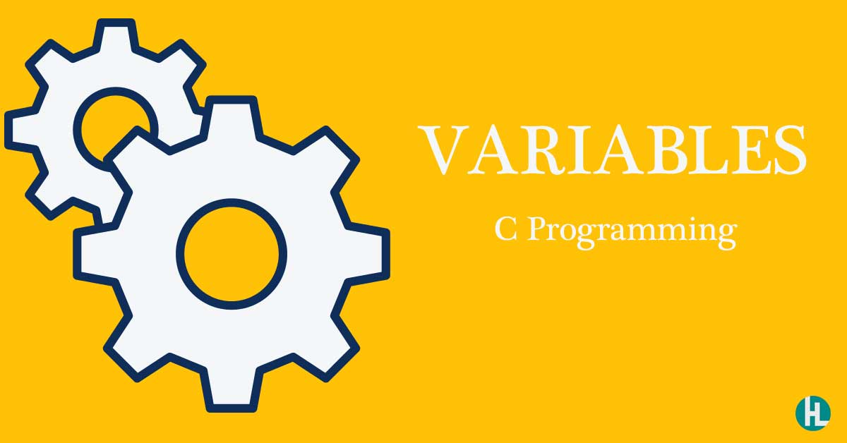 C programming variables explained
